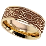 Celtic Knot Gold ring_2