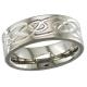 Plain Titanium Ring_41
